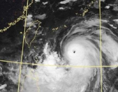 """台风""""利奇马""""过境后,北奔重卡奔赴前线抢险"""