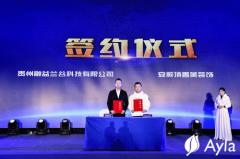 """艾拉物联 """"2020 Ayla品牌贵州发布会暨产品招商会"""